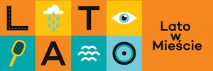 Logo lato w mieście